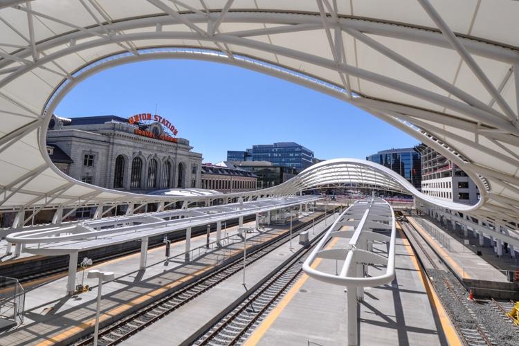 Denver Union Station Transit Center Improvements, Denver