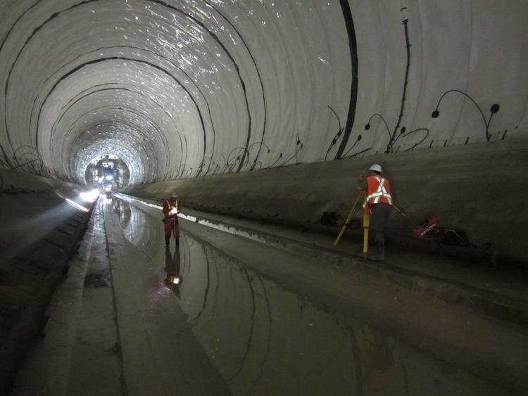 Niagara Tunnel, Niagara Falls, Ontario, Canada