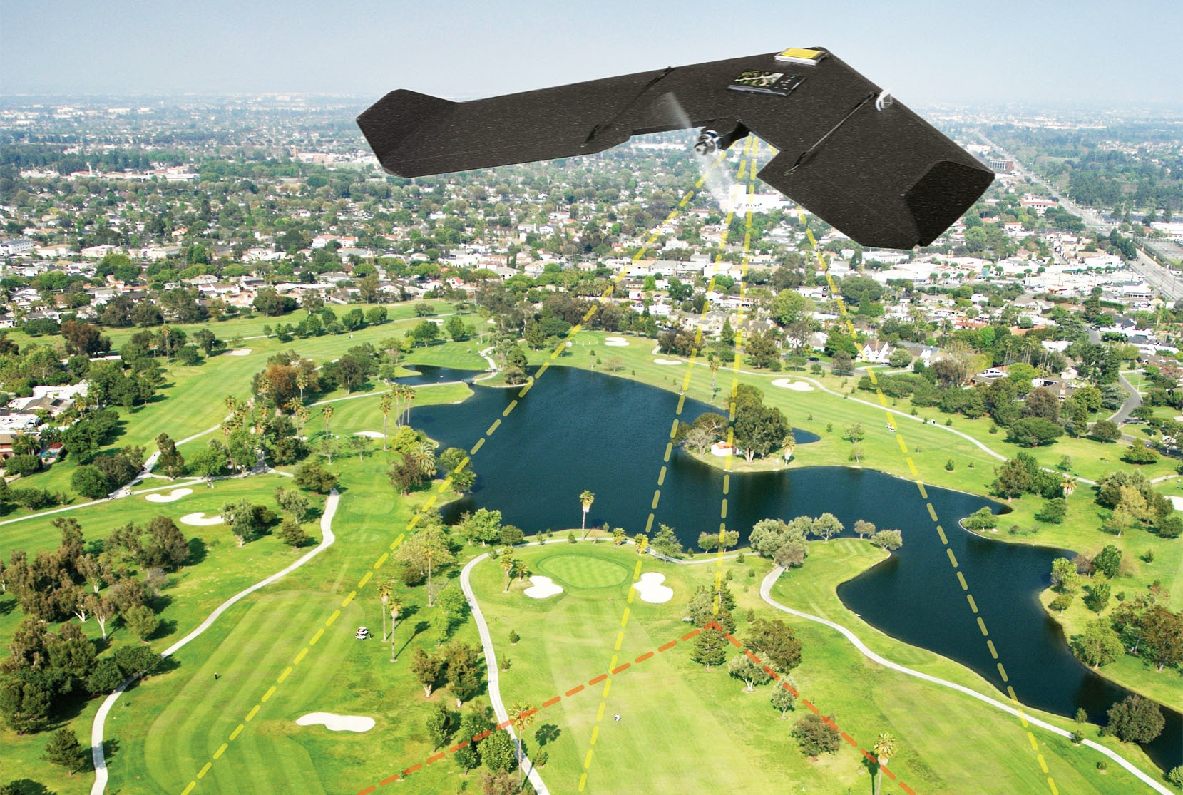 UK Aerial Survey Company Launches Unmanned Aerial Vehicle Service ...