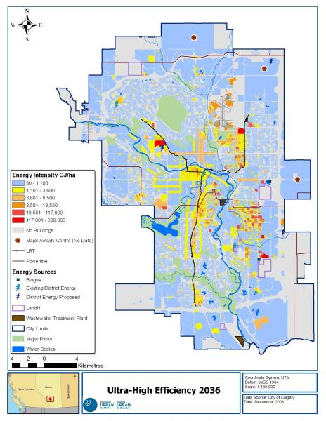City Of Calgary Conducts An Energy Mapping Study Informed