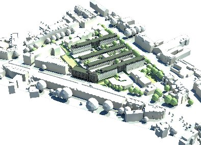 Bluesky 3d models support pioneering use of building 3d model sites