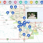 City of Regina Wins GIS Award for Innovative Culture Map