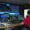 An Intelligent Transportation control center provides an overview of traffic conditions, and coordinated response to congestion.