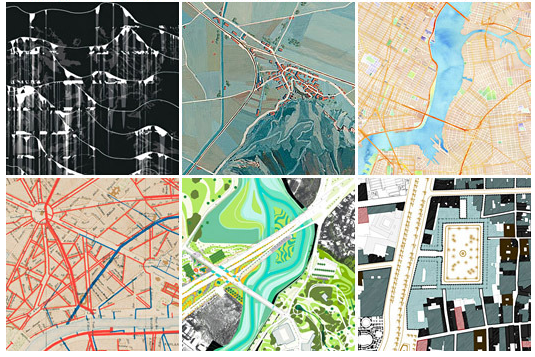 Cartographic Grounds Gallery Projecting The Landscape Imaginary