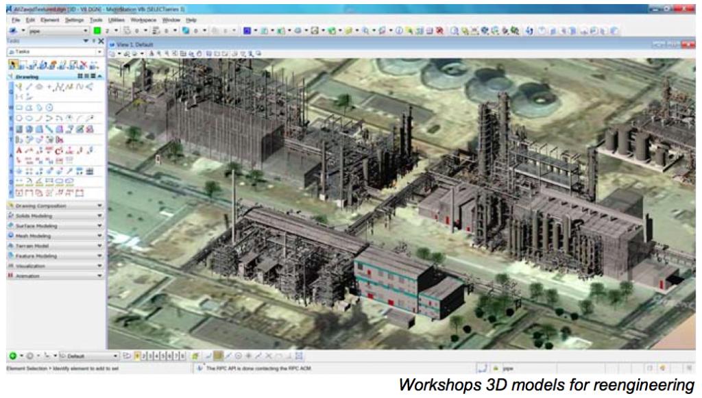 3DEngineeringModel