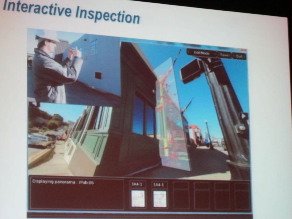 The hypermodel shines in augmented reality for such things as detailed inspections tied to the design.