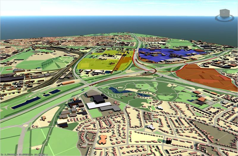 Autodesk Harnesses The Cloud With Infraworks 360 Pro To