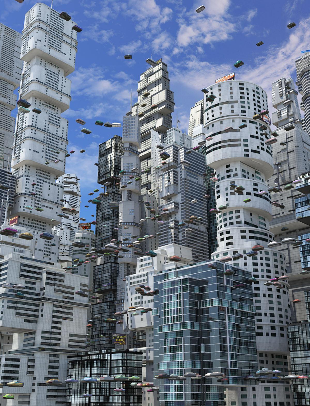 Esri City Engine Goes Hollywood | Informed Infrastructure