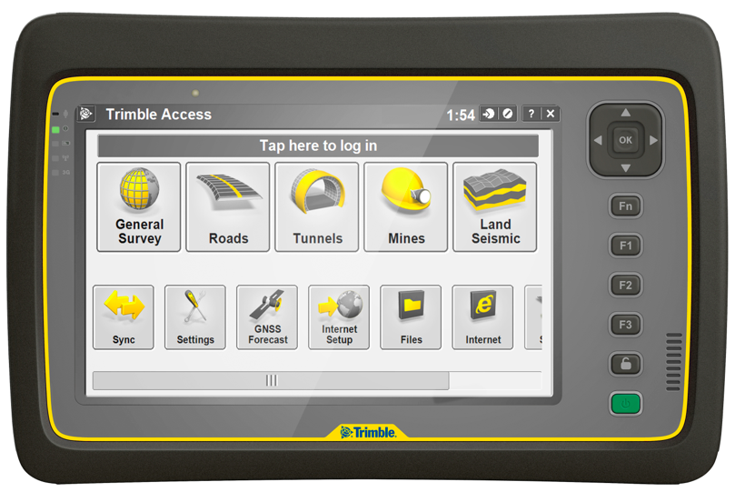 Trimble Introduces Next Generation Tablet Pc For Surveying