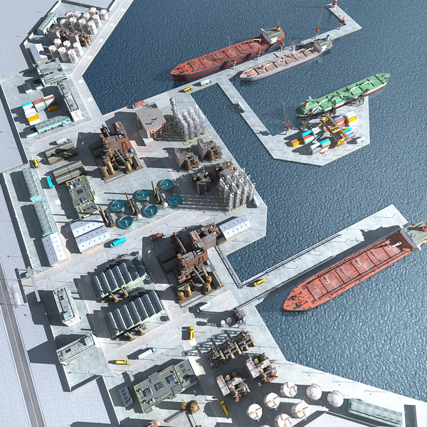 Australia's Ports Would Gain An Edge With 3D Mapping
