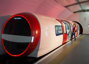 """Neue Ausstellung im Crystal in London - """"Going underground: Our journey to the future"""" / New exhibition at the Crystal - """"Going underground: Our journey to the future"""""""