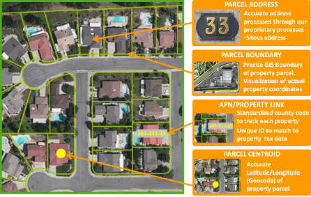 Digital Map Products Offers Parcel Data | Informed Infrastructure on