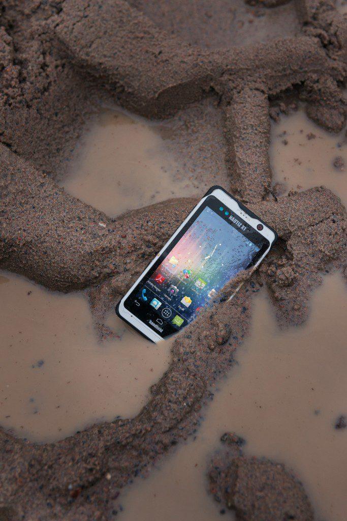 Handheld Nautiz X1