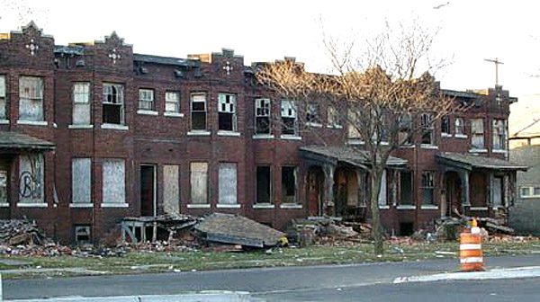 Crews Mapping Every Blighted Structure In Detroit