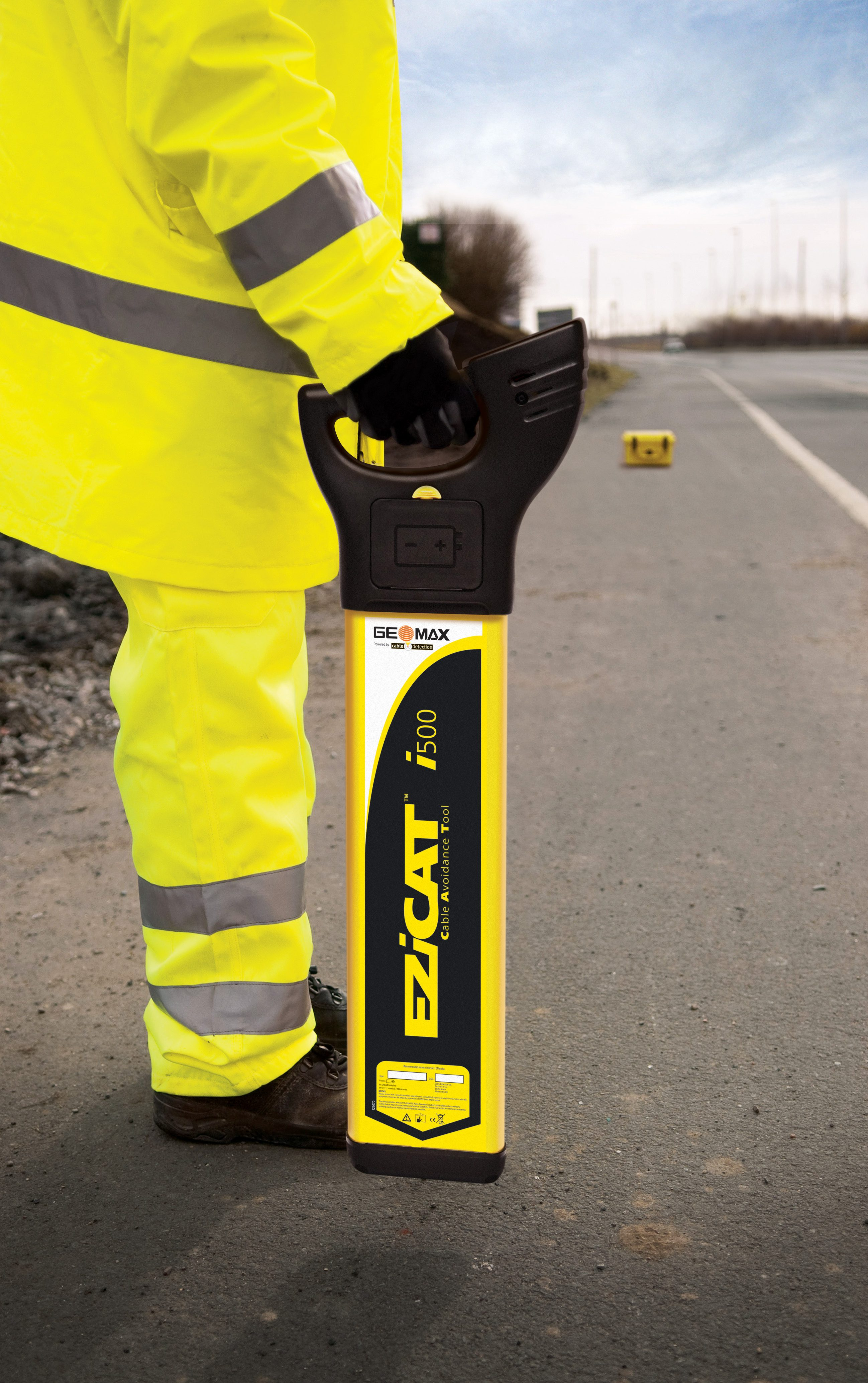 Geomax Launches Ezisystem Range Of Cable And Pipe Location