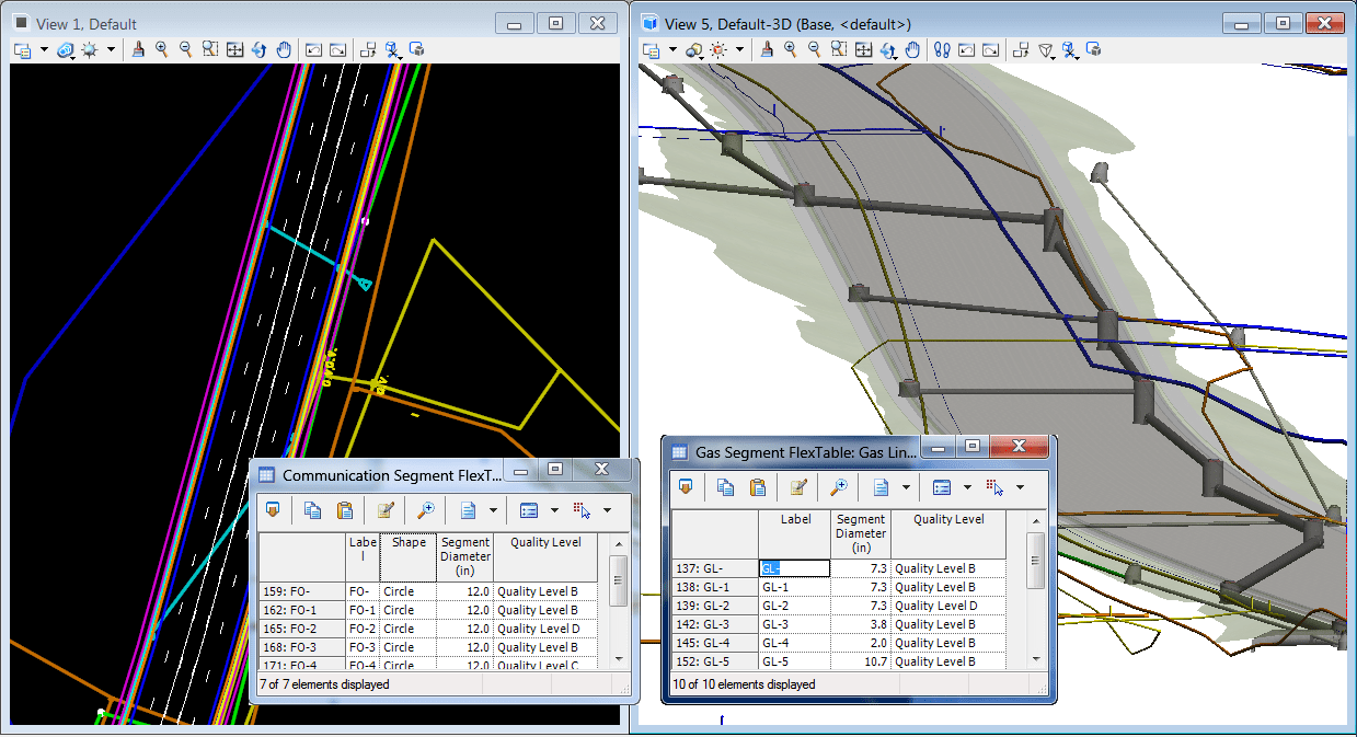 Bentley introduces subsurface utility engineering sue for 3d construction design software