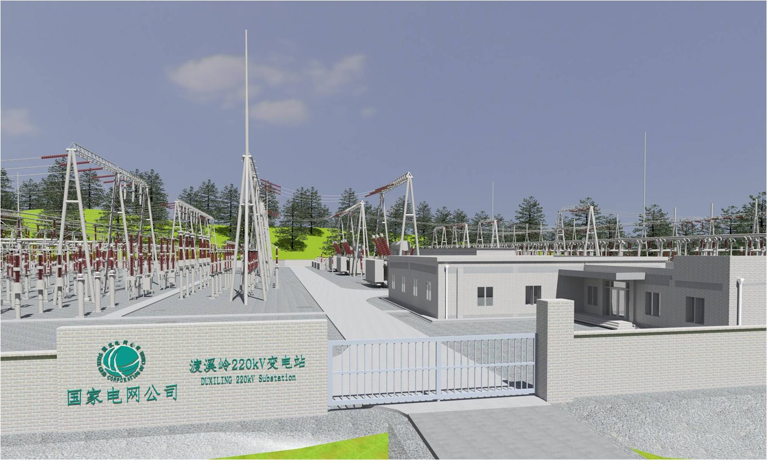 Jiangxi Electric - Duxiling220kV Main