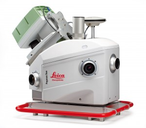Leica geosystems technology