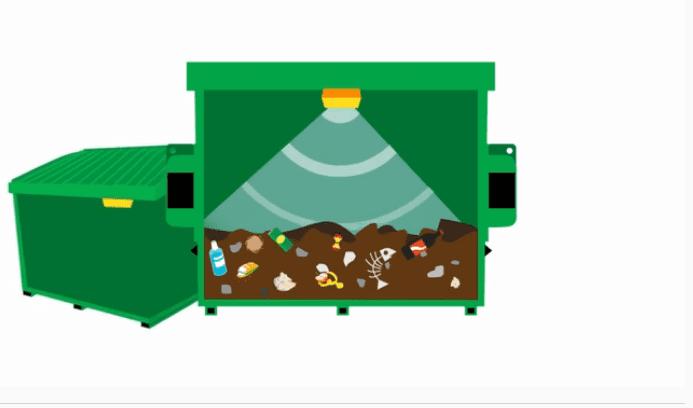 Trash Bin Sensor Company Enovo Closed 8 Million In
