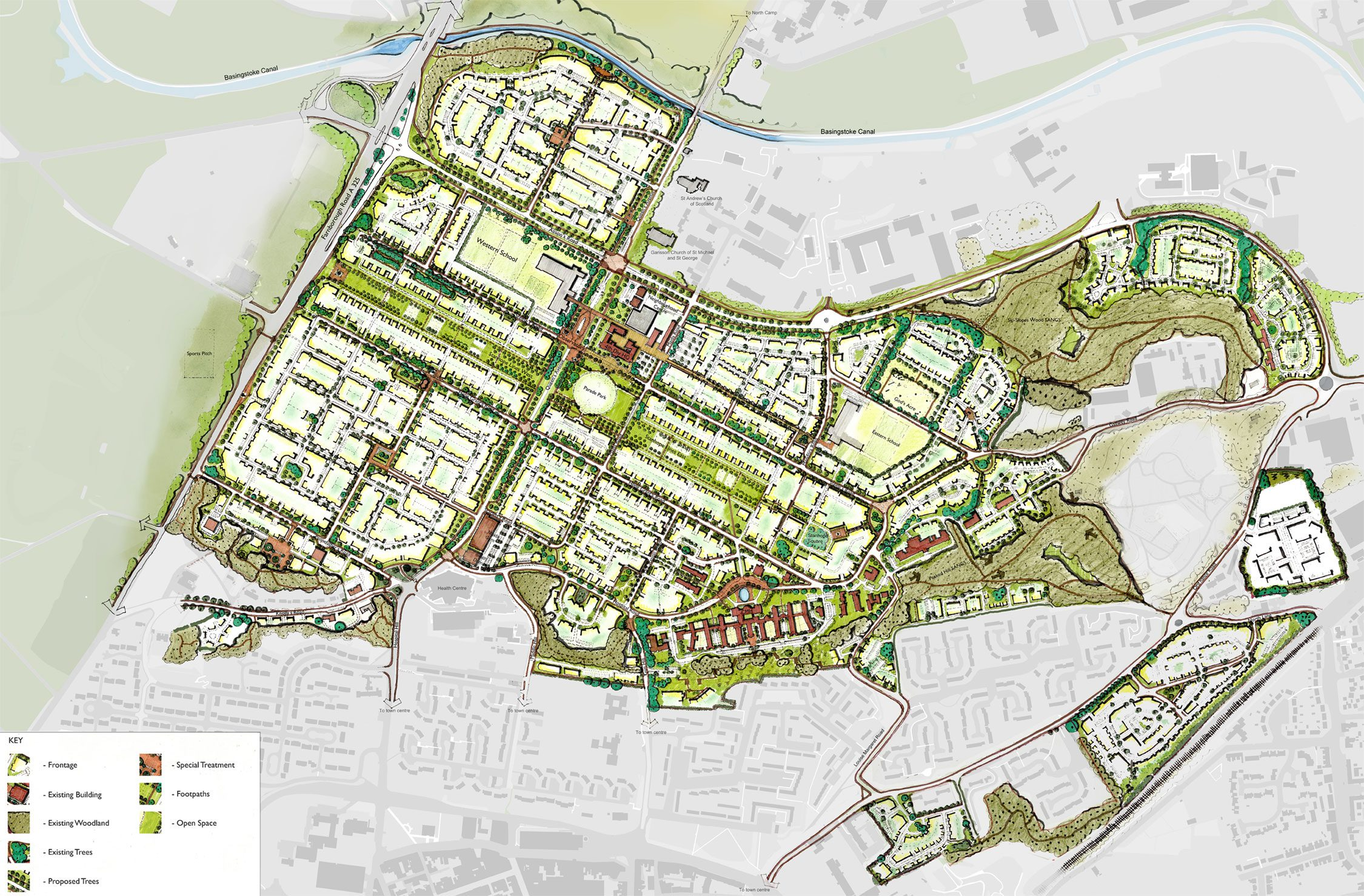 Floor Plan Making Software Uk Government Makes Radical Reforms Of The Planning System