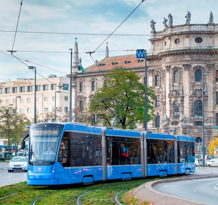 all eight new siemens avenio trams in service now in munich informed infrastructure. Black Bedroom Furniture Sets. Home Design Ideas