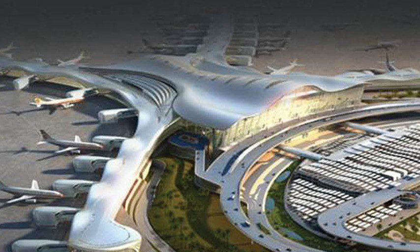 Bim driven approach enhances roi on midfield terminal at for Hispano international decor abu dhabi