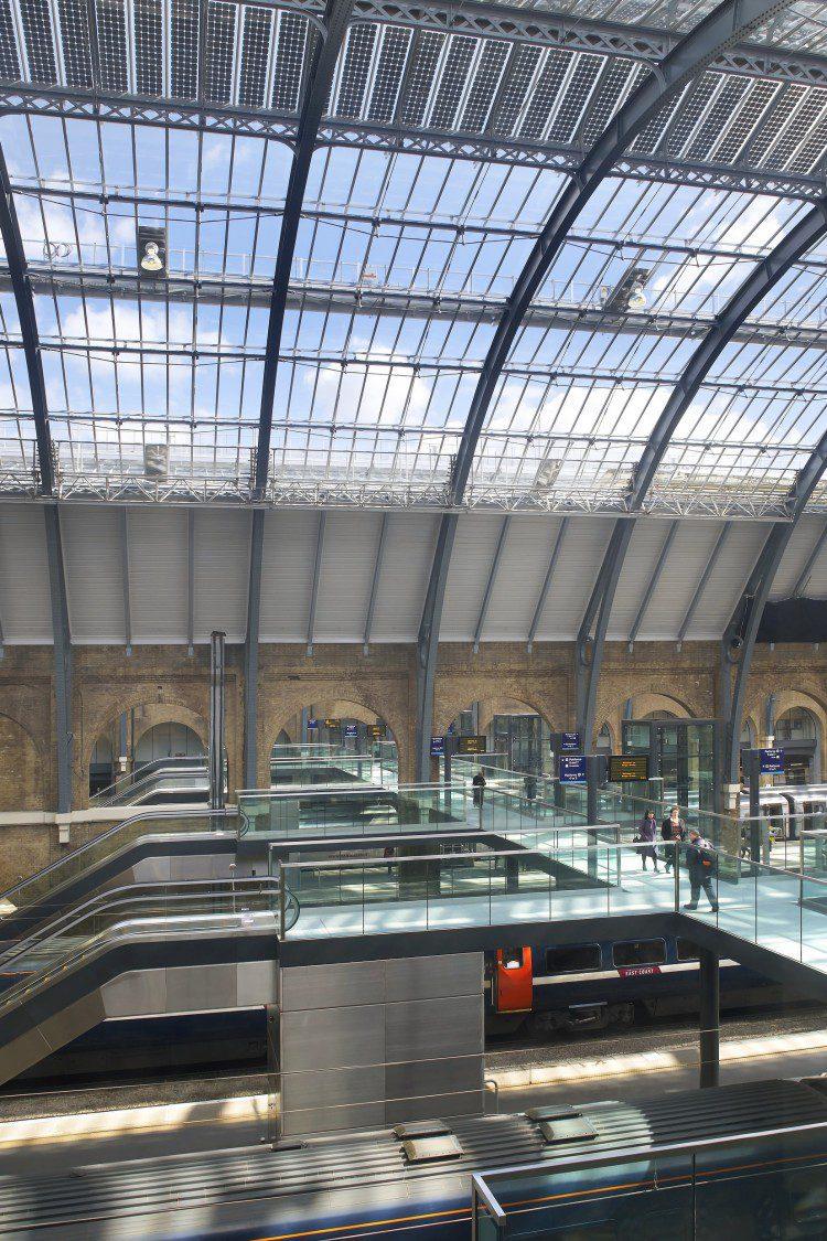 John McAslan & Partners, Kings Cross Station 09