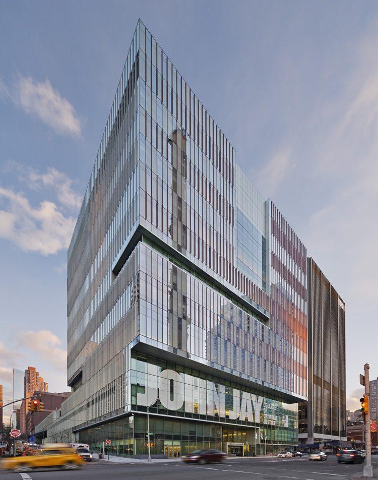 John Jay College of Criminal Justice, New York,Credit: Eduard Hueber Photography