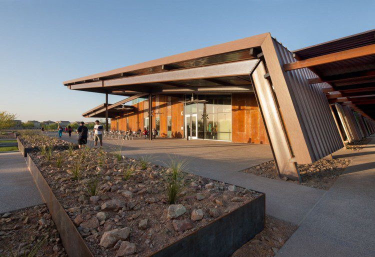Merit Award: Central Arizona College, Maricopa Campus, Maricopa, Ariz.;Credit: Bill Timmerman