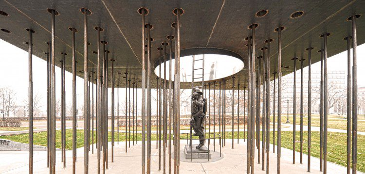 Merit Award: Minnesota Fallen Firefighters Memorial, St. Paul, Minn.