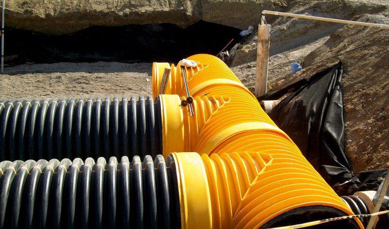 Specification section polyethylene pipe products informed