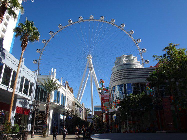 National Award: The Vegas High Roller, Las Vegas;Credit: Arup