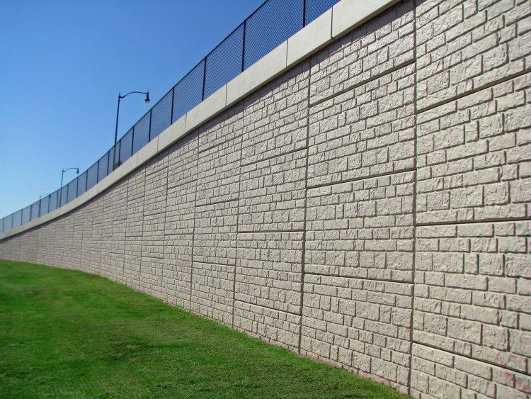 Specification Section Retaining Walls Models And Materials Informed Infrastructure