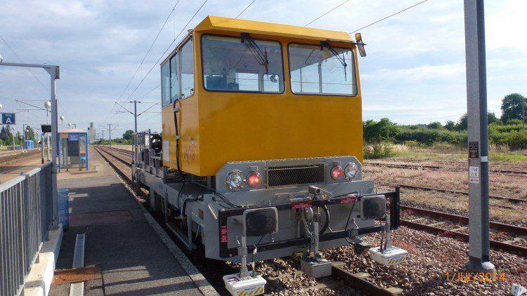 GPR_Rail