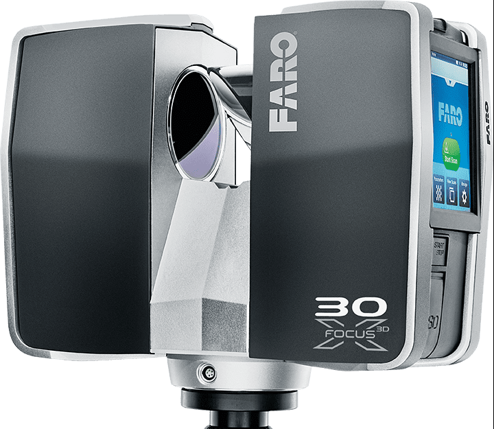 Faro Launches Smart Entry Level X Series Laser Scanner