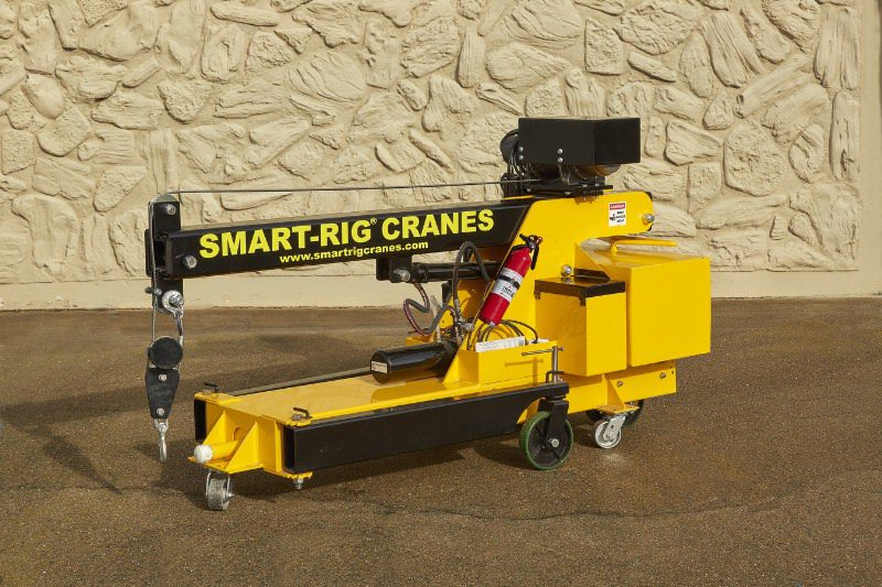 Cap Table Management Software S1 Global Mini Crane Added to Smart-Rig Product Line | Informed ...