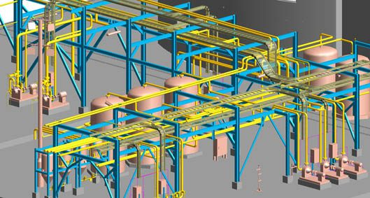 Pdms Cable Tray