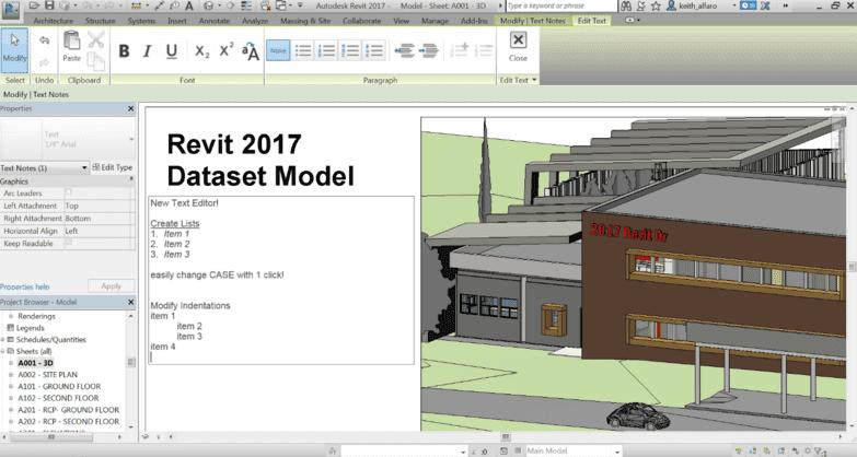 Revit 2017 Advances Bim For Future Of Designing Buildings Informed Infrastructure