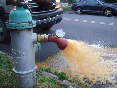 A hydraulic model can help plan flushing programs, ensuring optimum pressure while performing needed maintenance.
