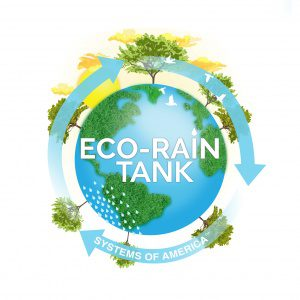8.Eco-Rain Tank Systems of America Logo