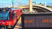Blue-Line-Train