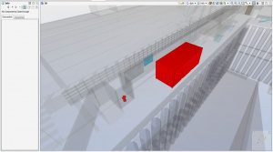 BIM analysis tools such as Solibri use the model to automate checks related to code compliance.