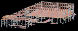 VDC:Steel models save weeks on construction schedules and can be used for clash detection and coordination across trades, ensuring a cleaner, better-delivered finished product