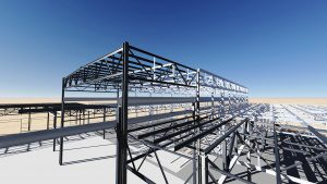A lot can go wrong on a major project if the structural steel portion isn't done correctly. New technologies allow for smoother project execution while keeping schedule commitments, which appeals to owners and A&E firms alike.
