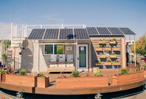 Houses That Are One With The Environment Informed