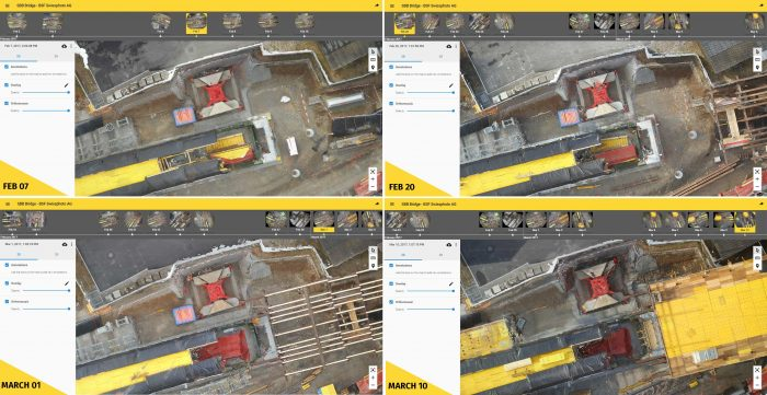 6 Major Construction Companies Adopt New Pix4D BIM Monitoring