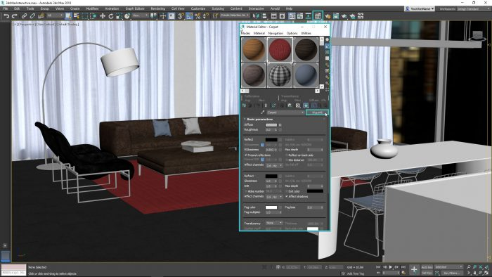 Autodesk 3ds max 2018 1 now includes 3ds max interactive - Autodesk 3ds max interior design ...