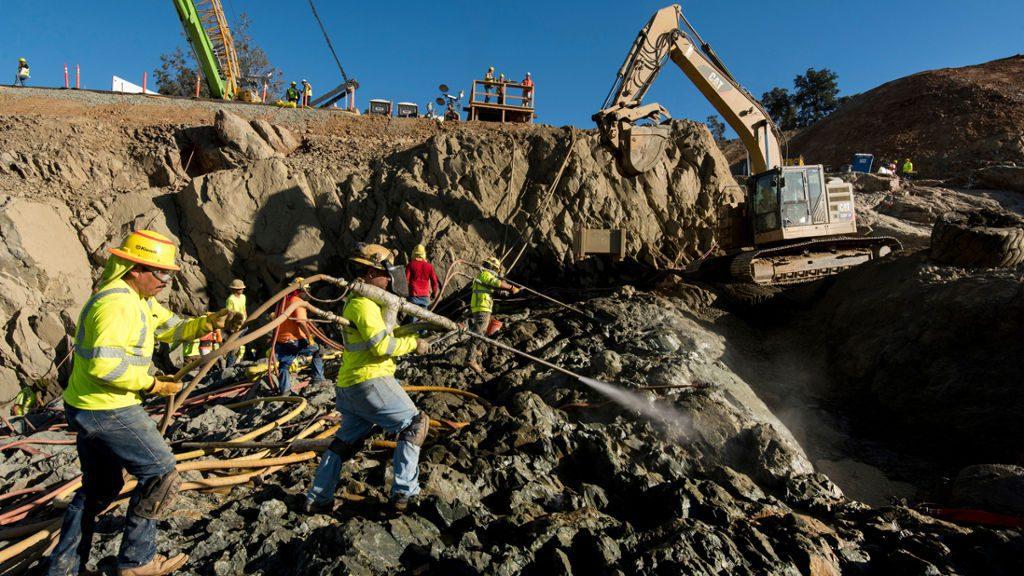 Video: Oroville Dam Spillway Repair | Informed Infrastructure