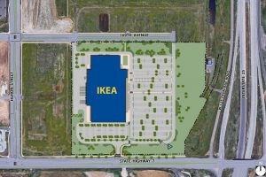 A year after finding site buying land ikea submit plans for Ikea hours denver