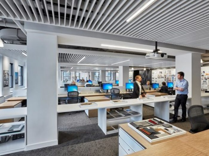 global design firm stantec consolidates 5 nyc offices into new fifth